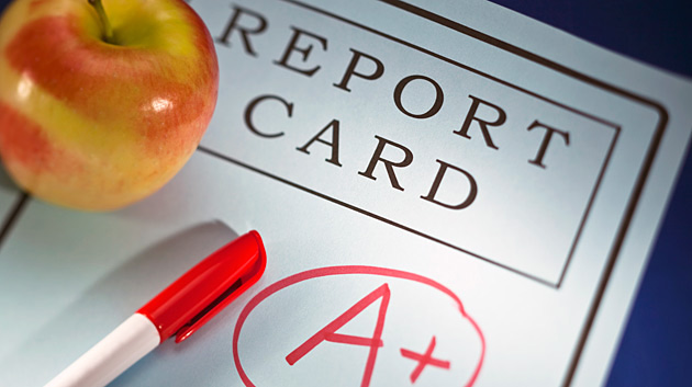 Image result for report cards distributed